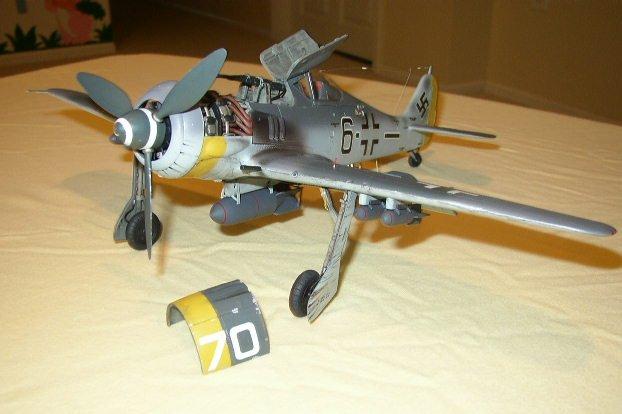 1 32 Revell Fw 190 F 8 By Rick Reinbott
