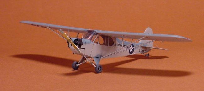 1 48 Hobby Craft Piper Cub By Randy Lutz