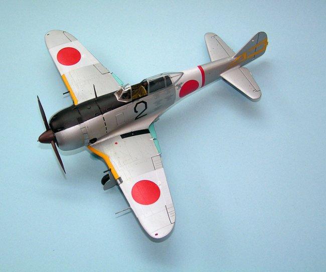 1/32 Hasegawa Kawasaki KI-44 Shoki (Tojo) By Bob Bartolacci