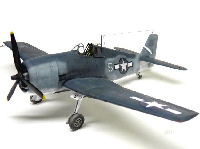 1 48 Eduard F6f 3 Hellcat By David Rapasi