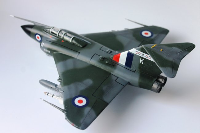 1/72 Frog/Novo Gloster Javelin by Polly Singh