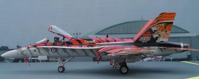 1/48 Hasegawa CF-18 by Dave Cornett
