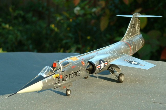 1/48 Hasegawa F-104C by Dean Large