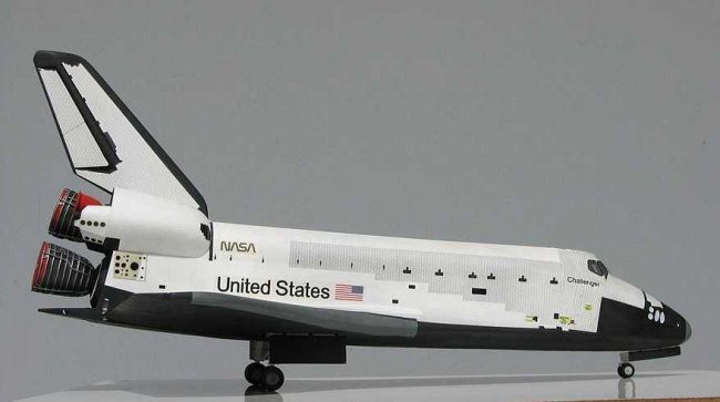 monogram space shuttle - photo #27