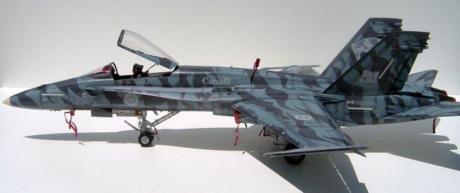 1/32 Academy CAF CF-18 Hornet Tiger Meet 1992 by Dave Cornett