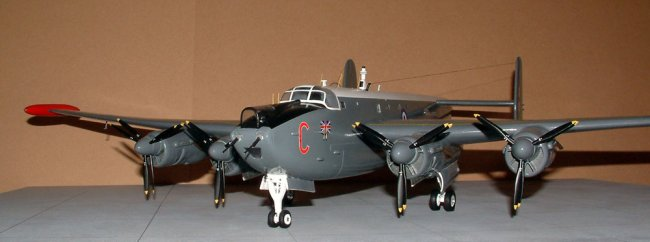 1 48 Sanger Avro Shackleton Mr Mk 3 By Darius Aibara