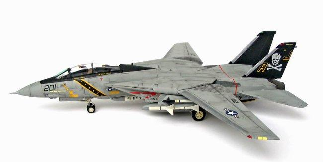 academy f-14a tomcat 1/72