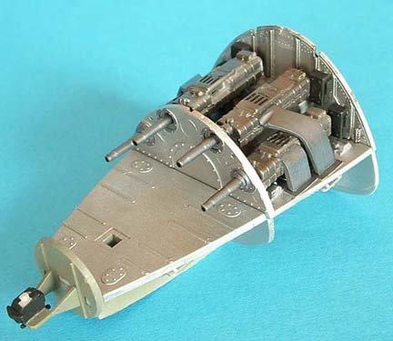1 32 Trumpeter Messerschmitt Me 262 A 1a By Ted Taylor