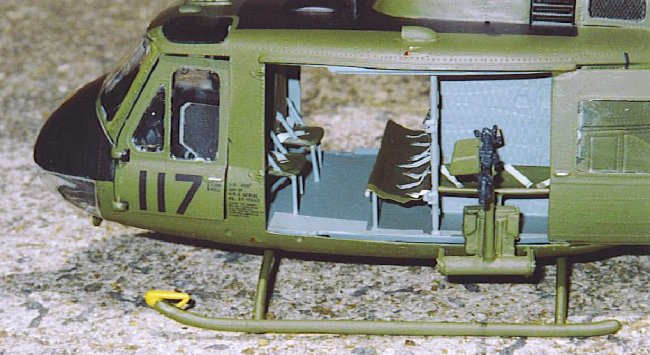 1 32 Revell Uh 1d By Charles Johnson