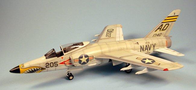 1/48 Fonderie Miniature Grumman F11F-1 Tiger by Eric Hargett