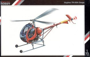 1 72 Special Hobby Hiller H 12 23 And Hughes Th 55a By