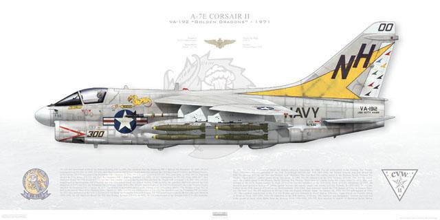 WWP® BLUE N°17 Corsair II in Detail